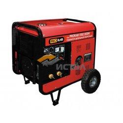 Дизельный сварочный генератор PRORAB 5502 DEBW