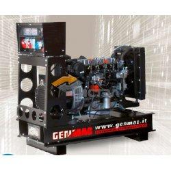 Дизельная электростанция (ДЭС) 15 кВт GenMac G 20Y-E (Италия)