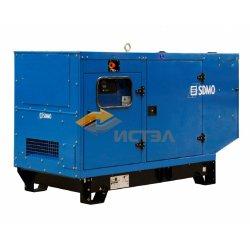 Дизельный генератор (ДГУ) 90 кВт SDMO J110