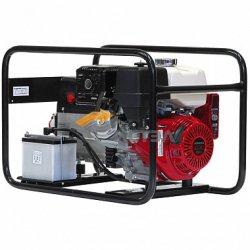 Бензиновый генератор 5.5 кВт EUROPOWER EP6500TE
