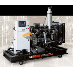 Дизельная электростанция (ДЭС) 70 кВт GenMac G 80I (Италия)