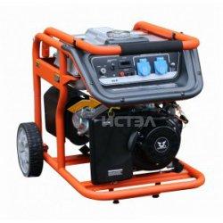Бензогенератор 2.5 кВт Zongshen KB 3000 E