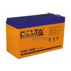 Свинцово-кислотные аккумуляторные батареи Delta  DTM 1217