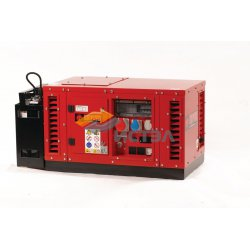 Бензиновый генератор в шумозащитном кожухе 5 кВт EUROPOWER EPS6000E