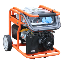 Бензогенератор 6 кВт Zongshen KB 7000 E