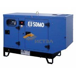 Дизельная электростанция (ДЭС) 21 кВт SDMO K27