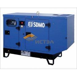 Дизель генераторная установка (ДГУ) 12 кВт SDMO K12M