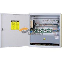 Трехфазный одноступенчатый нормализатор переменного напряжения с функцией энергосбережения с контролем напряжения по каждой фазе ESSV-I 3.200-330-02