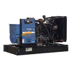 Дизельный генератор (ДГУ) 120 кВт SDMO J165