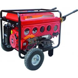 Бензиновый генератор PRORAB 6600 EB