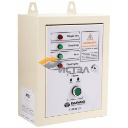 Блок автоматического управления бензогенератором DAEWOO ATS 15-220 GDA