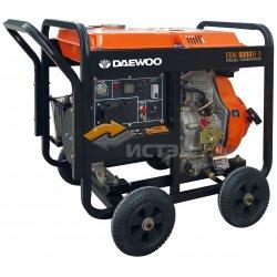 Дизельный генератор DAEWOO DDAE 9000XE-3