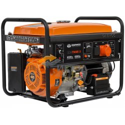 Бензиновый генератор DAEWOO GDA 7500E-3