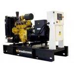 Дизель генераторная установка (ДГУ) 120 кВт Broadcrown BCJD 150-50 (Англия)