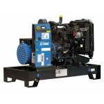 Дизельный генератор (ДГУ) 35 кВт SDMO J44