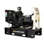 Дизельный генератор Broadcrown BCM 33-50 (Англия)