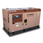 Дизельный генератор TOYO TKV-20TBS (Япония) в шумозащитном кожухе