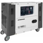 Дизельный генератор 8 кВт DAEWOO DDAE 10000SE-3