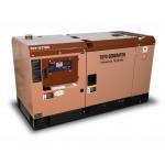 Дизельный генератор TOYO TKV-27TBS (Япония) в шумозащитном кожухе
