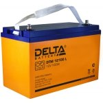 Свинцово-кислотные аккумуляторные батареи Delta HR12-7.2