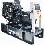 Дизельный генератор Broadcrown BCM 11-50 (Англия)